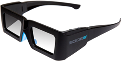 EDGE RF Volfoni 3D active glasses