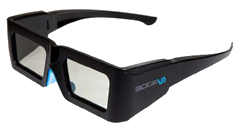 EDGE VR Volfoni 3D glasses