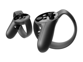 Oculus Touch Controllers Joysticks