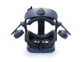 16mm Faux leather HTC vive pro headset