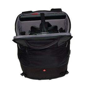 HTC Vive headset backpack compartment