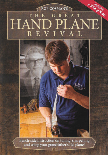 The Great Hand Plane Revival