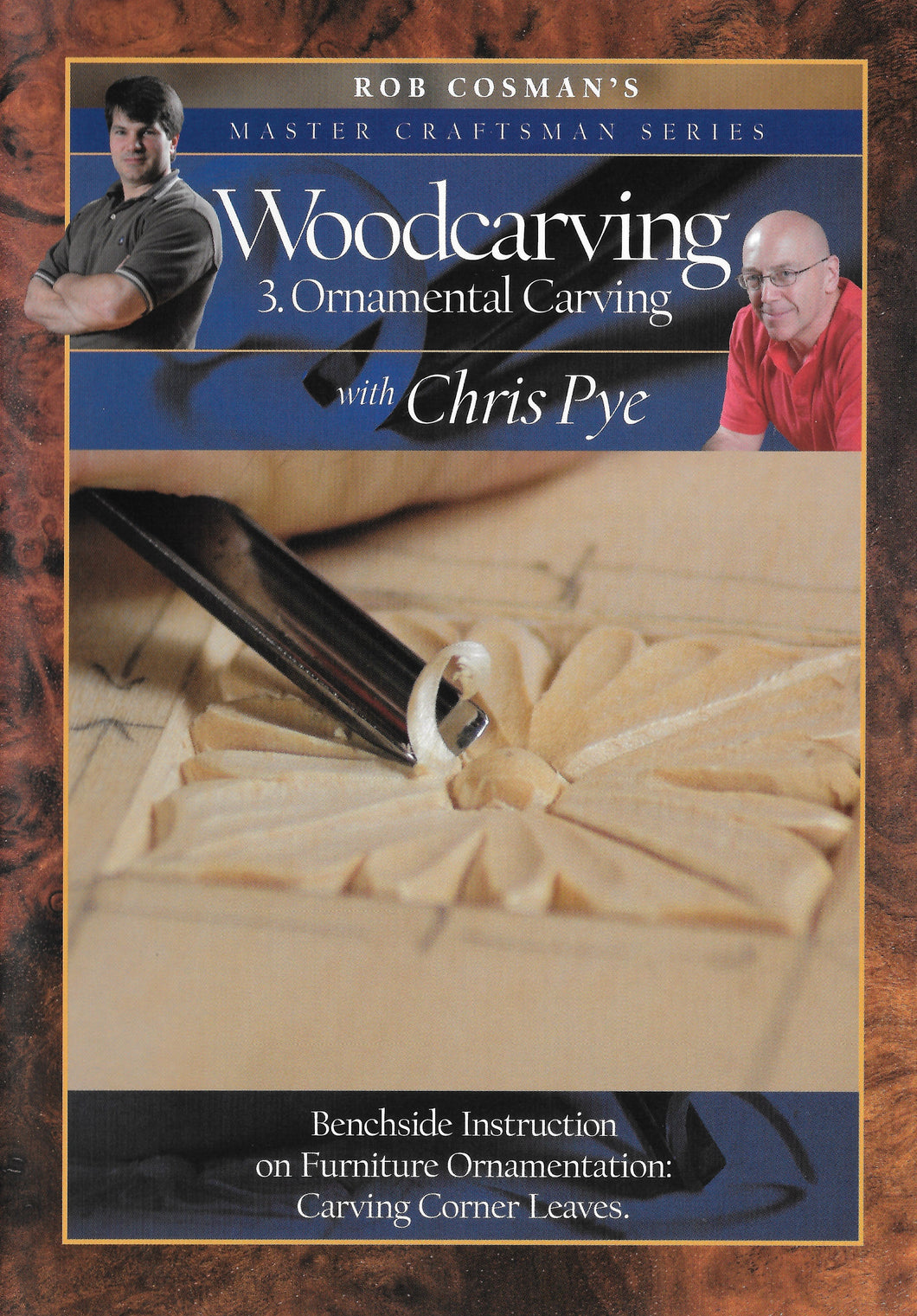 Woodcarving #3, Ornamental Carving