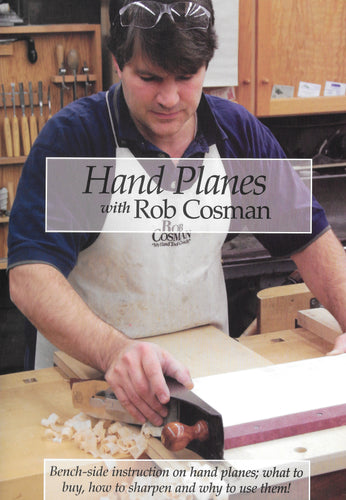 Hand Planes with Rob Cosman