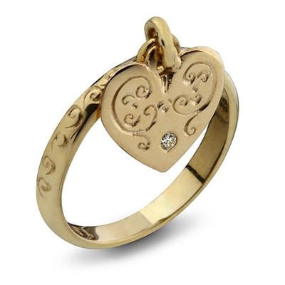 Kabbalah Ring for Matchmaking by HaAri - HA'ARI JEWELRY Hand-crafted Kabbalah & Jewish jewelry
