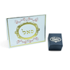 King Solomon Prosperity Kabbalah Ring Silver & 9K gold - HA'ARI JEWELRY Hand-crafted Kabbalah & Jewish jewelry