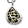 Shema Yisrael Necklace Jewish Jewelry - HA'ARI JEWELRY Hand-crafted Kabbalah & Jewish jewelry