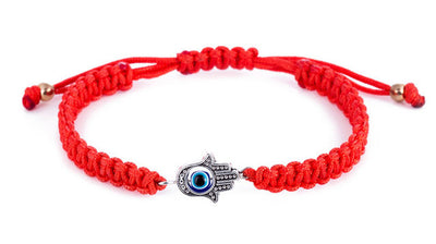 [FREE] Kabbalah Red String Bracelet  with Hamsa and Evil Eye - HA'ARI JEWELRY Hand-crafted Kabbalah & Jewish jewelry