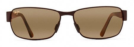Maui Jim Black Coral H249 c.19M Sunglasses