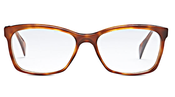 Claire Goldsmith Harper c. Honey Tortoiseshell Eyeglasses