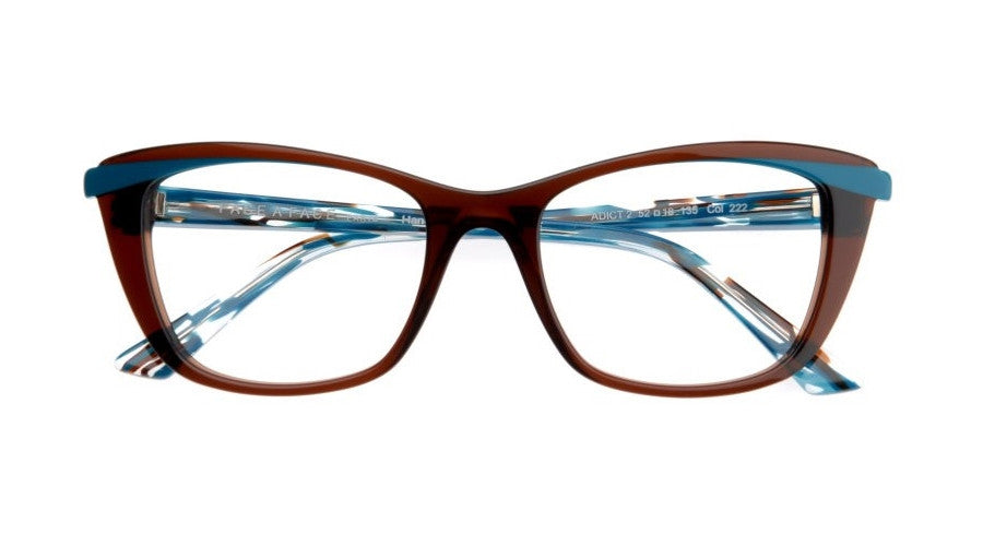 Face a Face Adict 2 c.222 Eyeglasses