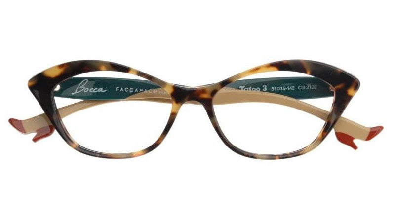Face a Face Bocca Tatoo 3 c.2120 Eyeglasses