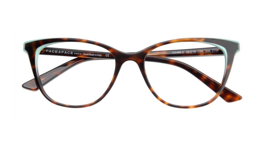 Face a Face Sound 2 c.2150 Eyeglasses