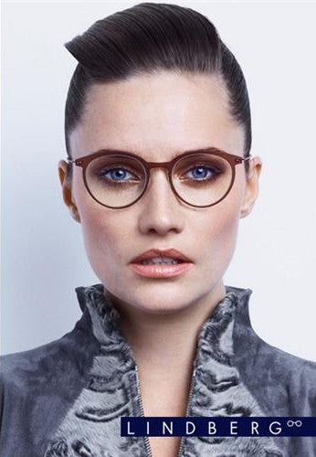 LINDBERG 6537 c.CO2M/PU12 Eyeglasses