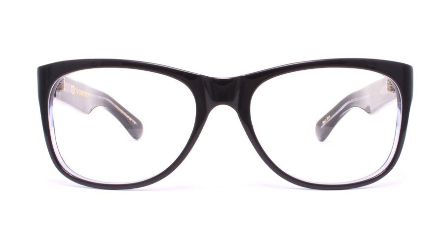Oliver Goldsmith Cat-E c.Black Blue Eyeglasses