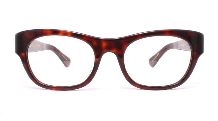 Oliver Goldsmith Counsellor c.Dark Tortoiseshell Eyeglasses