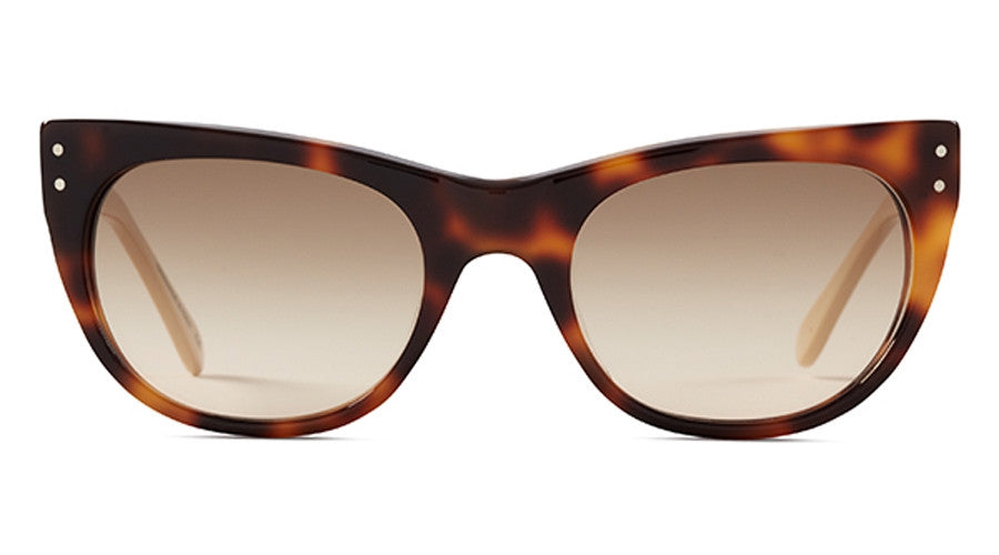 fb8691a2451 Oliver Goldsmith Lancelot c.Tortoise on Sand Sunglasses ...