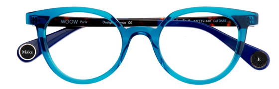 WOOW Make It 2 c.0665 Eyeglasses