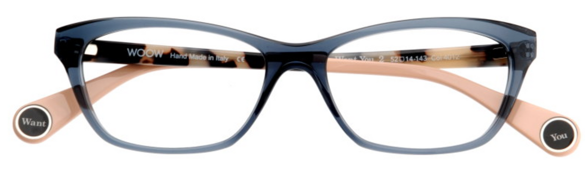 WOOW Want You 2 c.4012 Eyeglasses