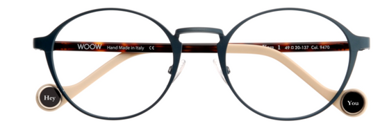 WOOW Hey You 1 c.9470 Eyeglasses