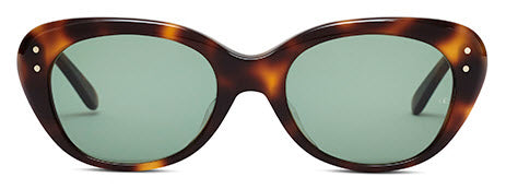 Oliver Goldsmith Sophia c.Dark Tortoise Sunglasses