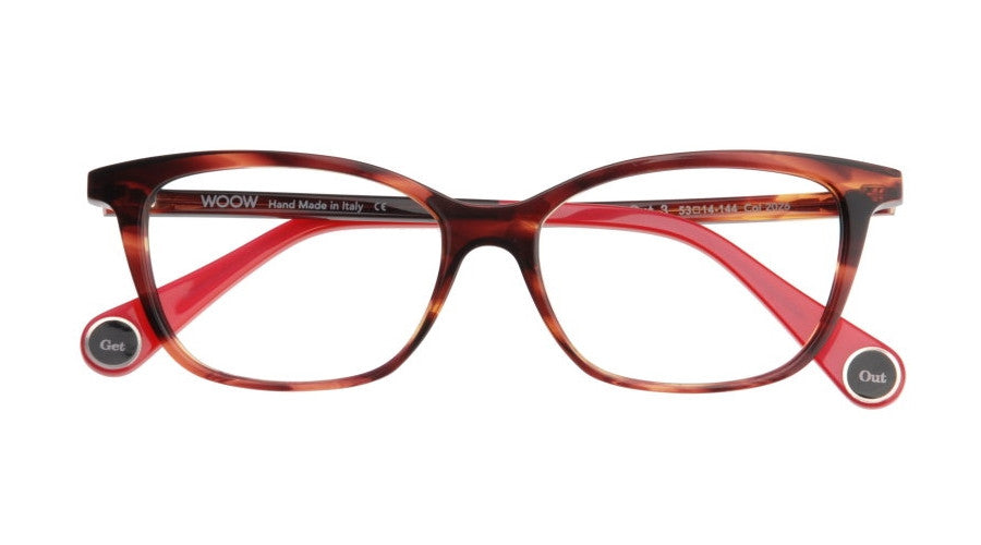 0e3131f392be WOOW Get Out 3 c.1235 Eyeglasses glasses