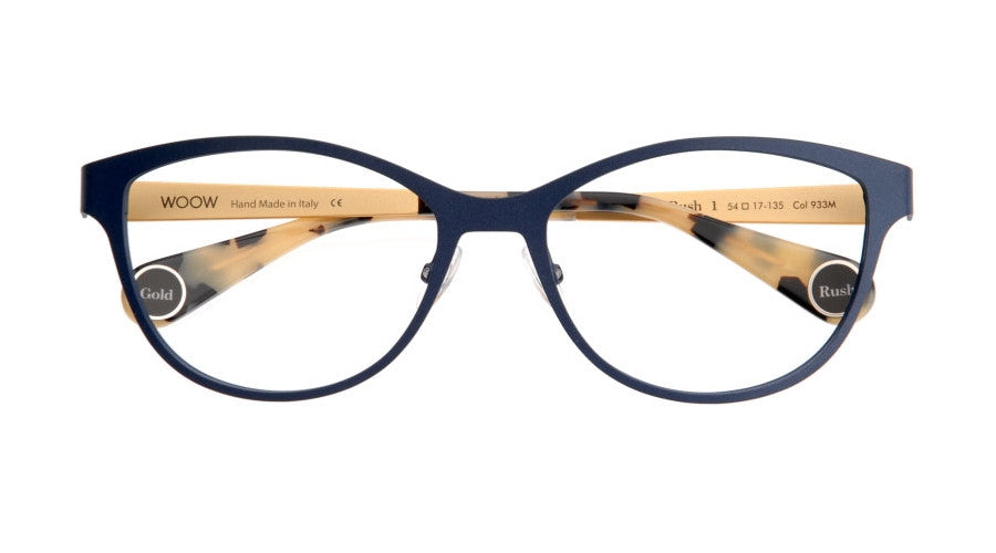 WOOW Gold Rush 1 c.933M Eyeglasses