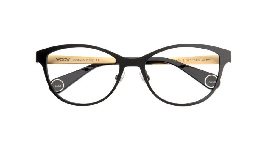 WOOW Gold Rush 1 c.933M Eyeglasses glasses, Woow by Face a Face ...