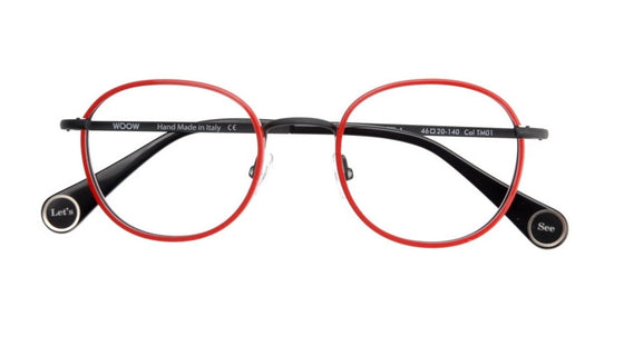 WOOW Let's See 1 c.TM01 Eyeglasses
