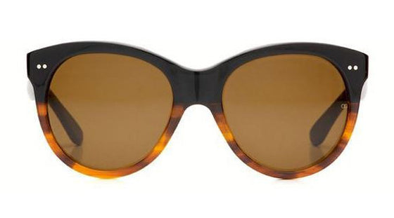 64fb1ee9ba Oliver Goldsmith Manhattan c.Caramel Split Sunglasses