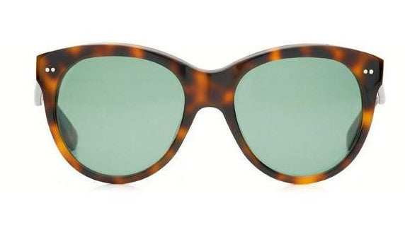 Oliver Goldsmith Manhattan c.Dark Tortoiseshell Sunglasses