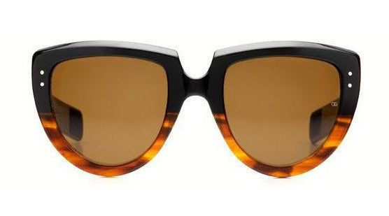 Oliver Goldsmith Y-Not (1966) c.Caramel Split Sunglasses