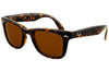 Ray Ban Folding Wayfarer 4105 c.601-58 Sunglasses