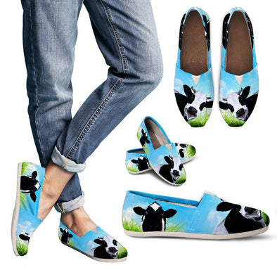 Cow Casual Shoes