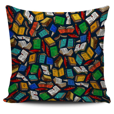 Book Lovers Pillow Cover