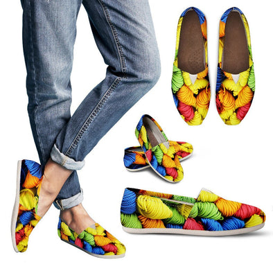 Yarn Casual Shoes
