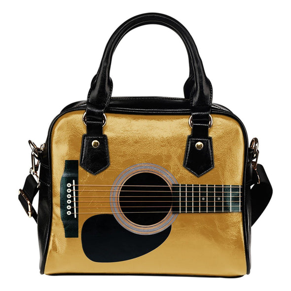 Guitar Shoulder Handbag