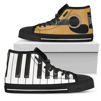 Guitar & Piano Shoes
