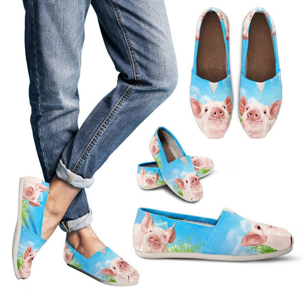 Pig Casual Shoes