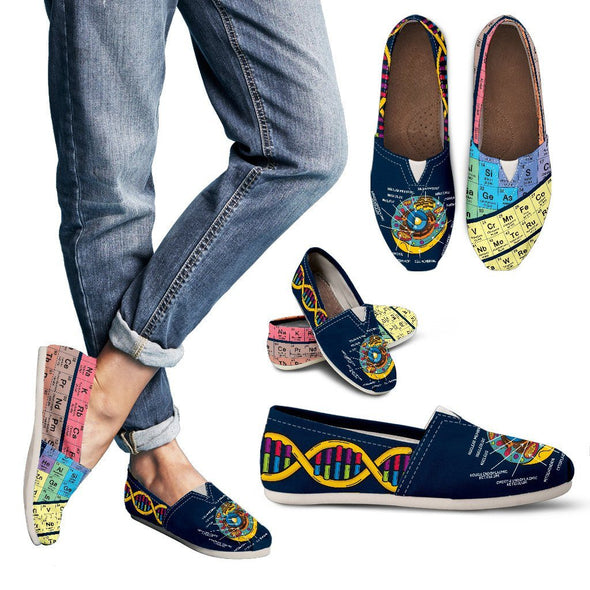 Biochemistry Casual Shoes