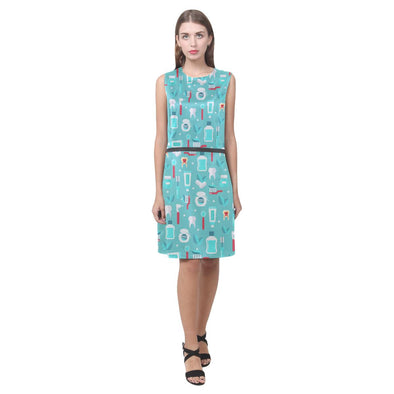 Dentist Pattern Dress
