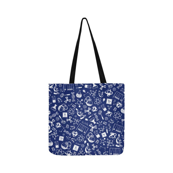 Science Doodle Tote Bag