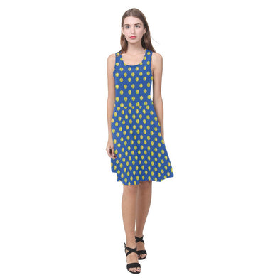 Softball Polka Dot Sundress