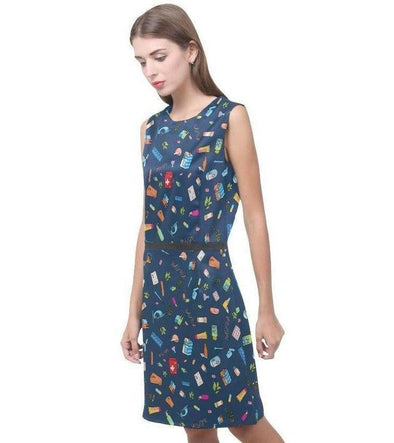 Pharmacist Sleeveless Dress
