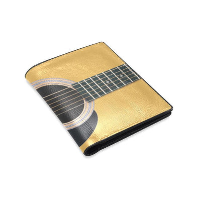 Guitar Leather Wallet