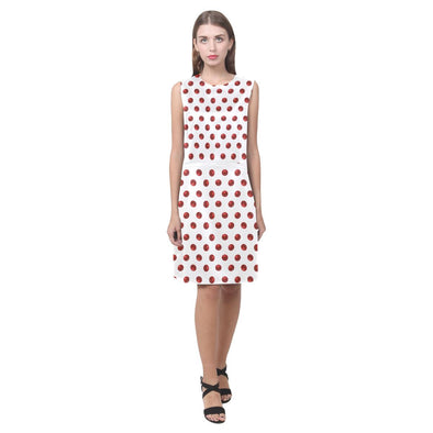 Red Blood Cell Polka Dot Dress