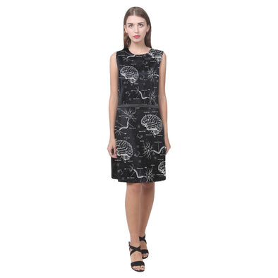 Neuroscience Sleeveless Dress