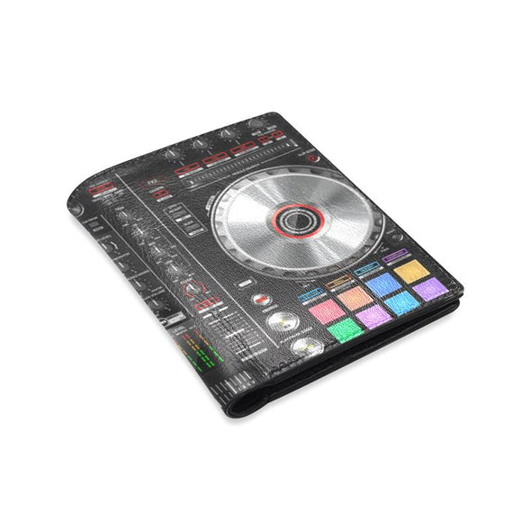 DJ Controller Leather Wallet