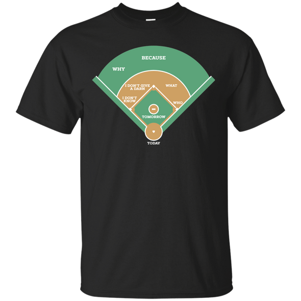 Baseball Lover T-Shirt & Mug