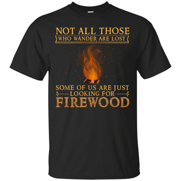 Some of Us are just Looking for Firewood